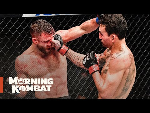 Should Calvin Kattar?s Corner Have Thrown the Towel? | Morning Kombat