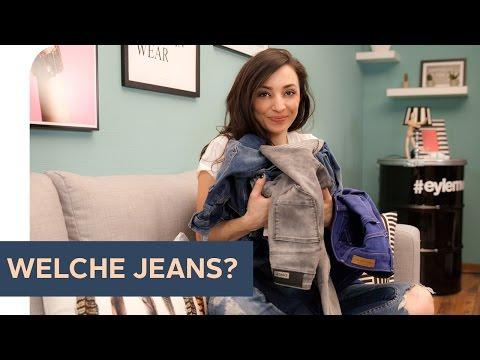Fashion TIPPS: Welche JEANS passt zu mir? ~ refashion | OTTO