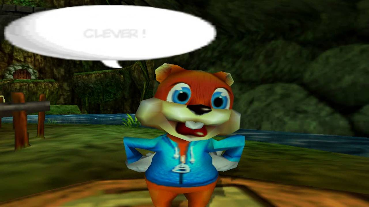 Conker's Bad Fur Day Longplay