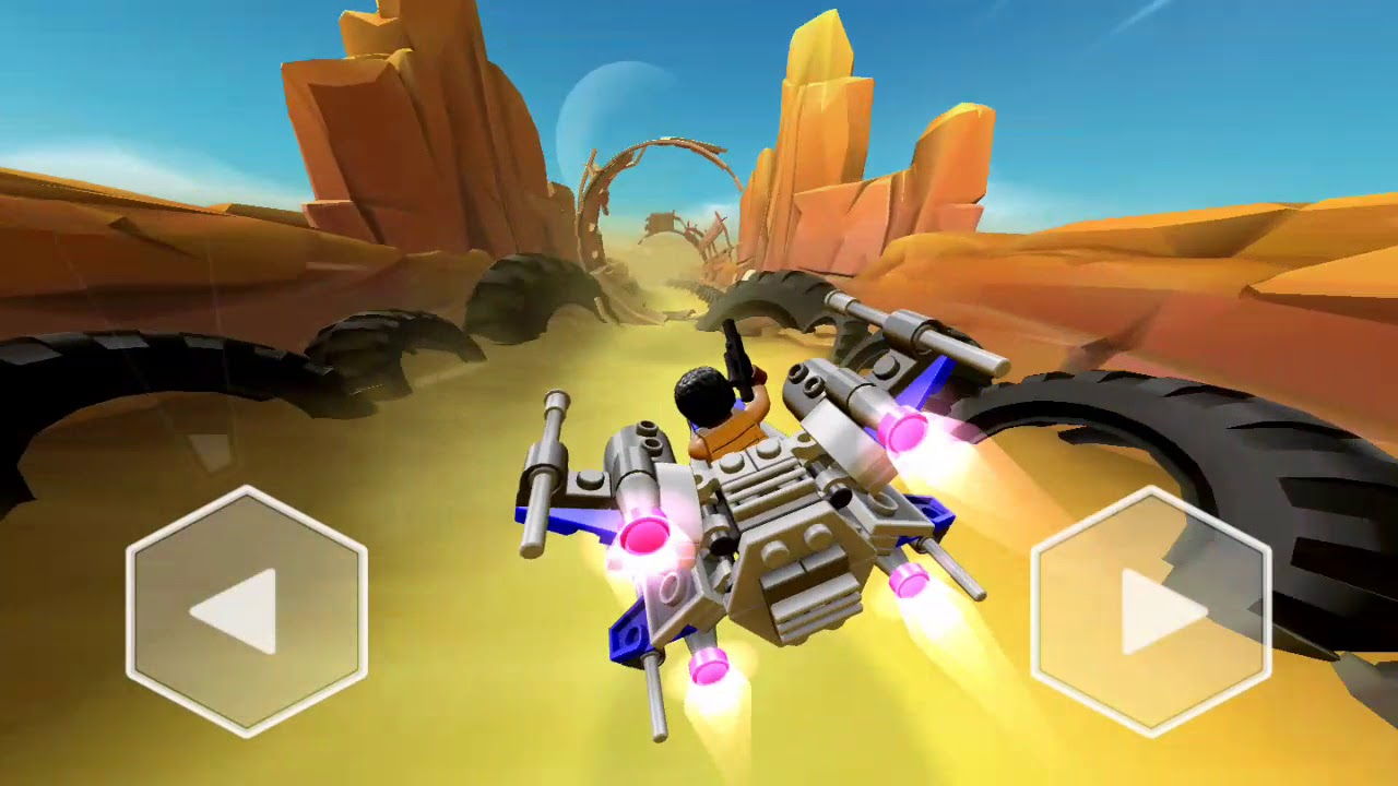LEGO Star Wars Microfighters APK Download - Free Racing ...