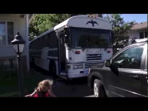 introducing our bus conversion 92 bluebird coach style youtube