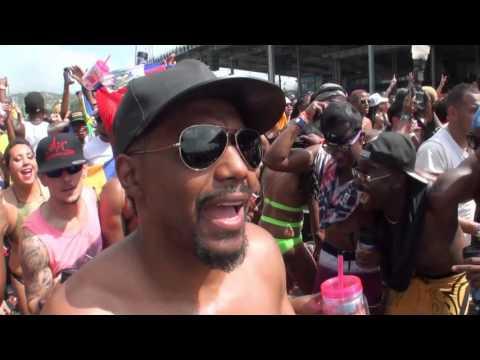 Trinidad Carnival Monday TRIBE 2016