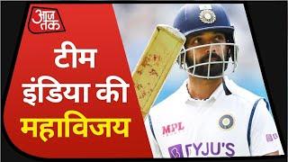 India vs Australia 2nd Test:Team India की महाविजय, Australia को 8 विकेट से रौंद सीरीज में की बराबरी