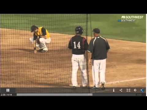 Fox Sports Southwest - 2012 TEXAS UIL 4A BASEBALL STATE CHAMPIONSHIP COVERAGE.avi