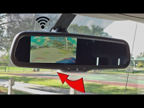 Auto Vox T1400U - A Wireless Backup Camera [Easy To Install] For Any Car/Truck!