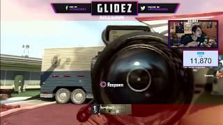 🔴 COD BO2 FFA Live Trickshotting & Sniping (Tom Hankis)