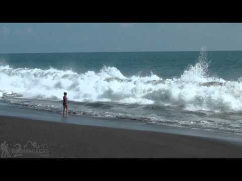 MONTERRICO BEACH GUATEMALA - Travel Video Ep 10 Travel Video