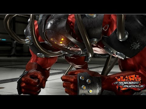 Aris Plays Tekken 7 - Learning About Gigas in Training Mode