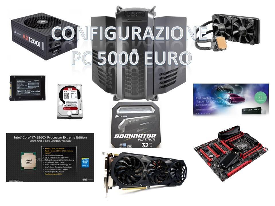 Configurazione pc 5000 euro youtube for Badezimmer 5000 euro