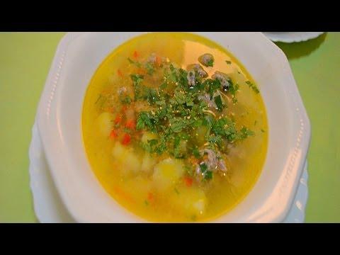 Ну, оОчень вкусный - Суп с Фрикадельками!