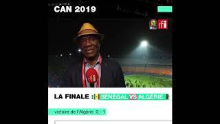 CAN 2019 - La finale : le bilan de Joseph-Antoine Bell