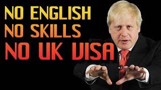 UK IMMIGRATION CLOSED | UK VISA UPDATE | UK IMMIGRATION | | PRITI PATEL | BORIS JOHNSON I 2020 HD