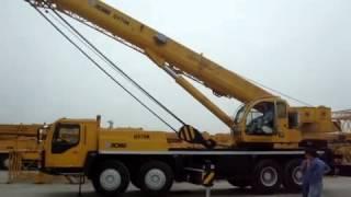 Автокран 70 тонн XCMG QY 70K(Автокран XCMG. Предлагаю ознакомиться с новым российским мульчером, видео http://www.youtube.com/watch?v=9cKk_mp11Ng., 2012-09-23T10:30:53.000Z)
