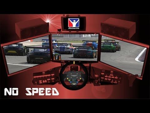iRacing: BSS BMW Z4 GT3 at Nordschleife - No Speed