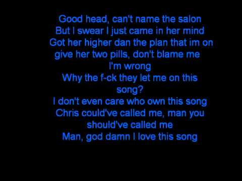Trey Songz - Look At Me Now Lyrics (2011 NEW SONG)
