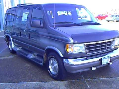 1998 Ford E150 Conversion Van Doovi