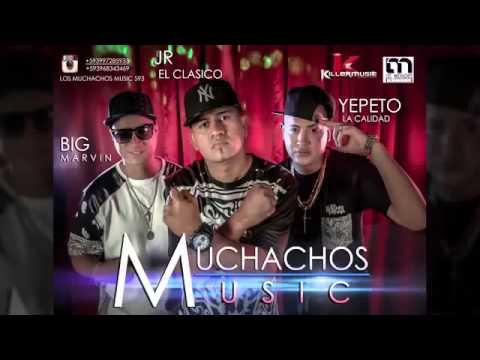 SALSA CHOKE 2015 el ficuchu lo más nuevo mix