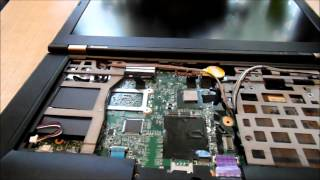 lenovo t420s heatsink and fan disassembly overheating solution