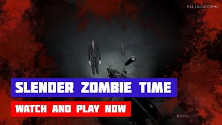 Slender Zombie Time · Game · Gameplay