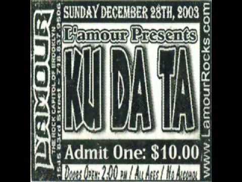 Kudata - Live At Lamour Brooklyn Dec 28 2003 Fagin Government