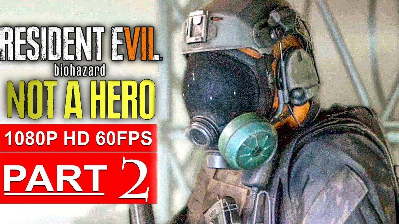 resident evil 7 not a hero dlc crack