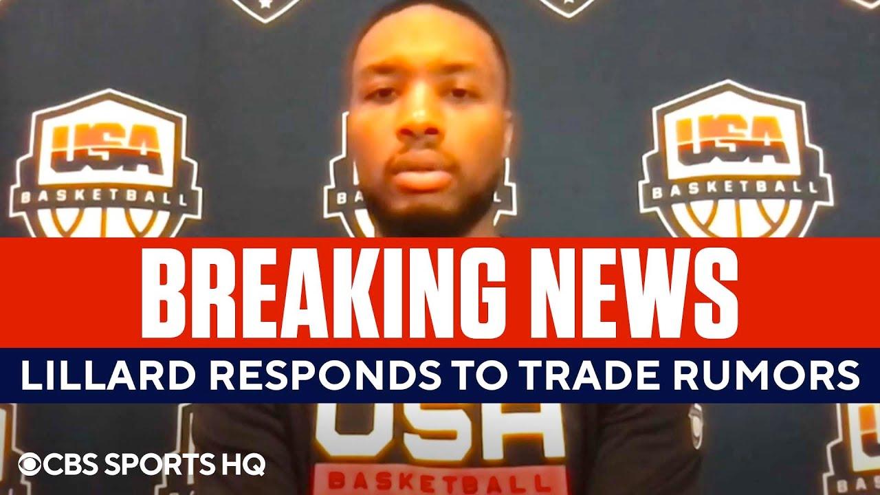 Trail Blazers rumors: Damian Lillard may request a trade