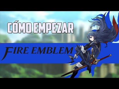 Cómo empezar a jugar Fire Emblem