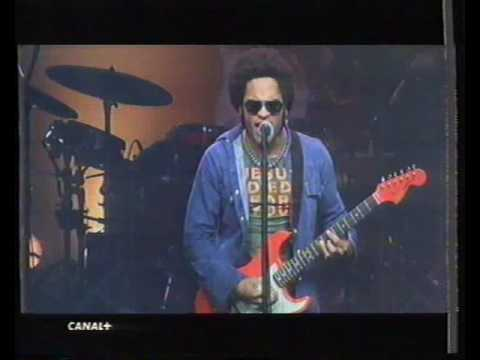 Lenny Kravitz -  Directo C+