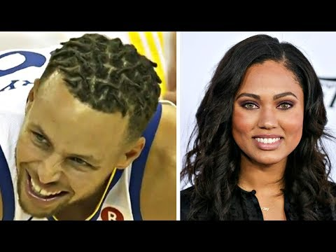 Thumbnail: Ayesha Curry Defends Steph Curry's New Haircut On Twitter As Fans Roast Him
