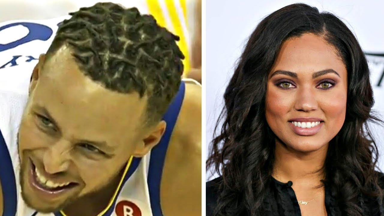 Ayesha Curry Defends Steph Curry S New Haircut On Twitter As Fans Roast Him Youtube