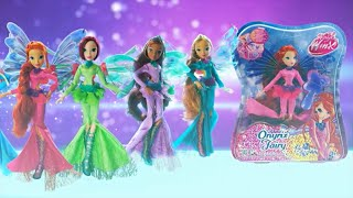 Winx Club - Winx Club Onyrix Fairy - nuket