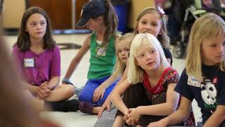 PBS So Cal - Community Champions -2013-The Joyful Child