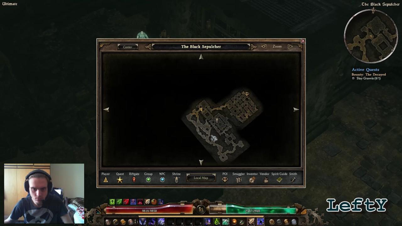 Grim Dawn [Bounty] The Decayed