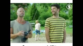 Sommaren med släkten söndag 21.00 på Kanal 5