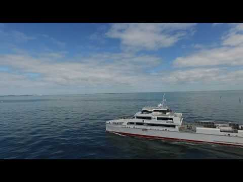 Austal Offshore Express 70 - Rashid Behbudov for Caspian Mar