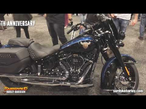 2018 Harley Davidson  Heritage Classic 115th Anniversary 114 Cubic Inch Motor