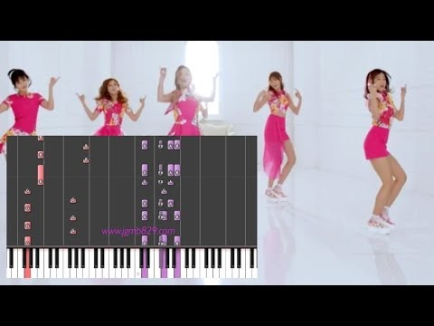 Apink - Mr.Chu (Piano)