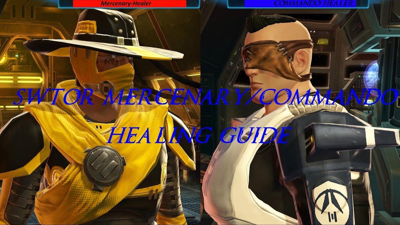 Swtor Merc Healer Build