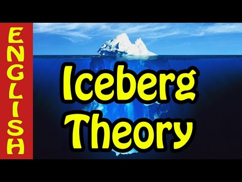 Language iceberg theory - language learning  - language acquisition (field of study)