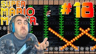 Super Mario Maker | Call me Captain Oblivious!! | Part #18