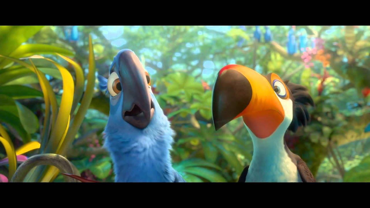 Rio 2 Missione Amazzonia Il Film Completo E Su Chili Trailer Ufficiale Italiano Youtube