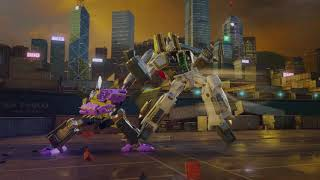 Transformers Forged to Fight Kickback Exclusive Trailer
