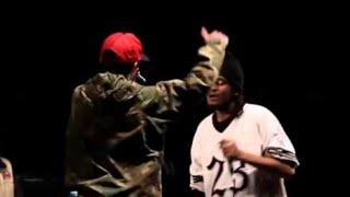 フリースタイルバトル!!adrenaline mc battle naikamc vs ace
