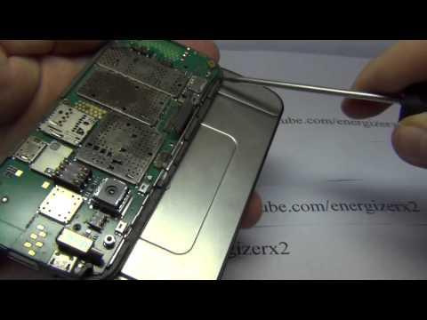 Nokia C6 Disassembly Energizerx2