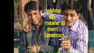ye dosti hum nahi todenge full song