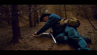 Spurenlesen / Fährtenlesen mit Ralf Greiner - Teil 1/3  Wildschwein-Spuren