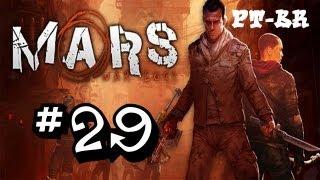 Mars: War Logs Gameplay #29 - Mãe dos Moles e Canteiro de Obras!!. (Extreme) PT-BR