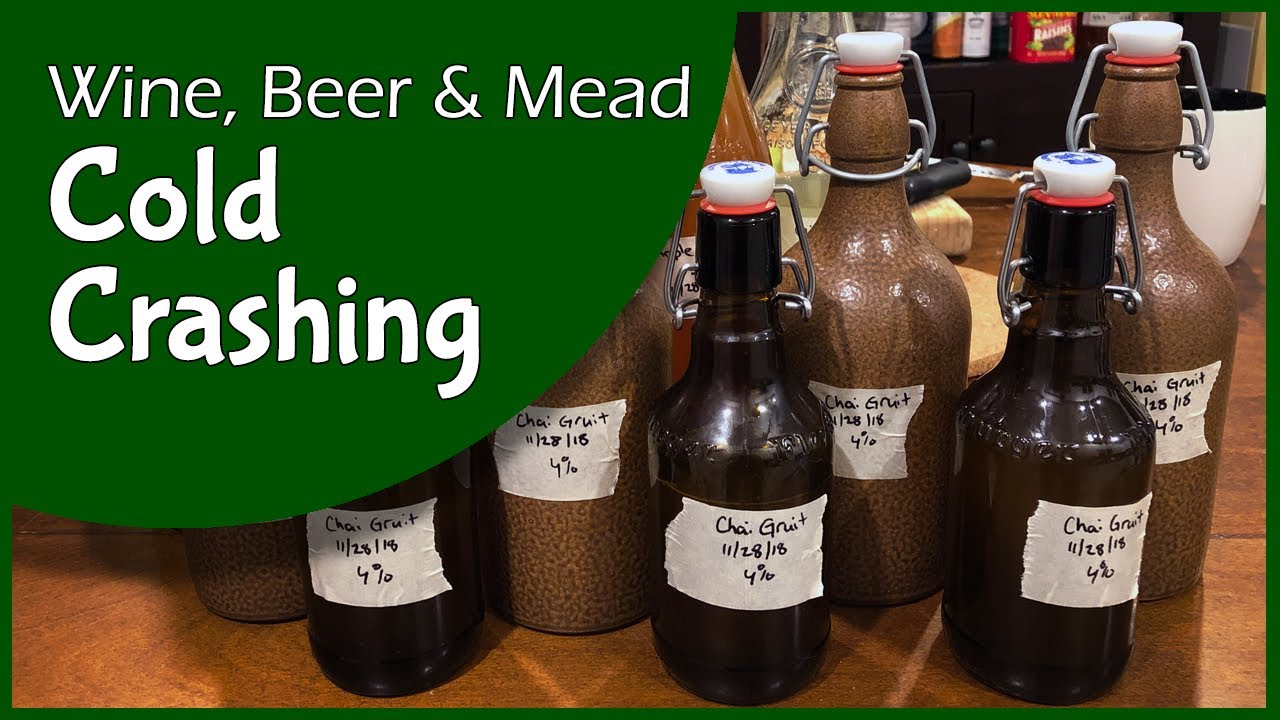 What, Why, & How to Cold Crash Beer in 6 Simple Steps