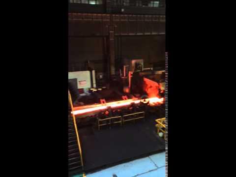Bao Steel Factory