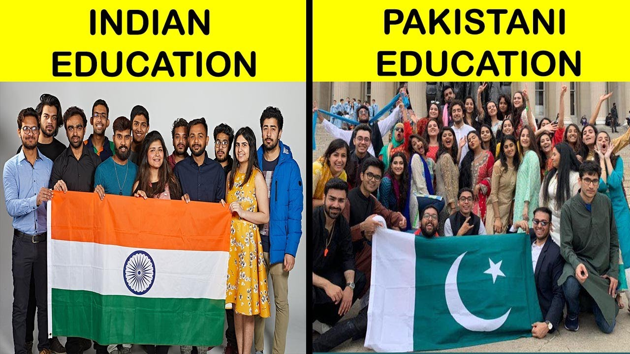 Indian education vs Pakistan education Full Comparison UNBIASED 2020 in Hindi